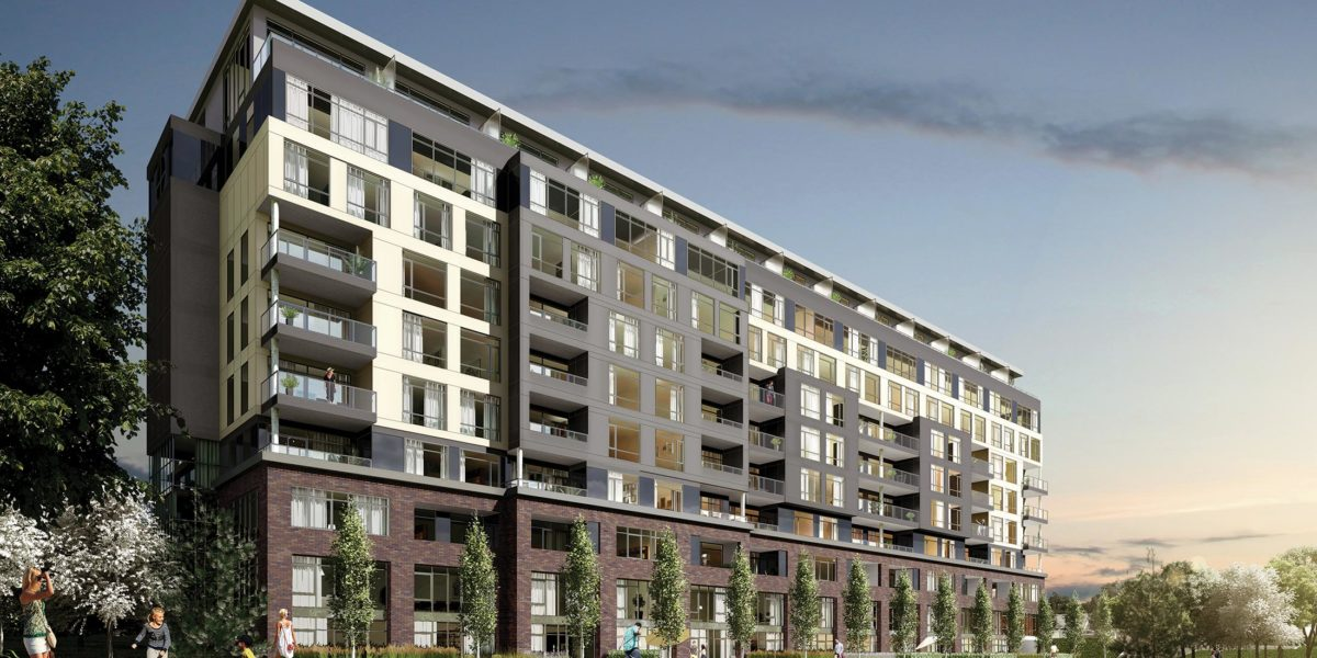 Genesis on park condos and town homes